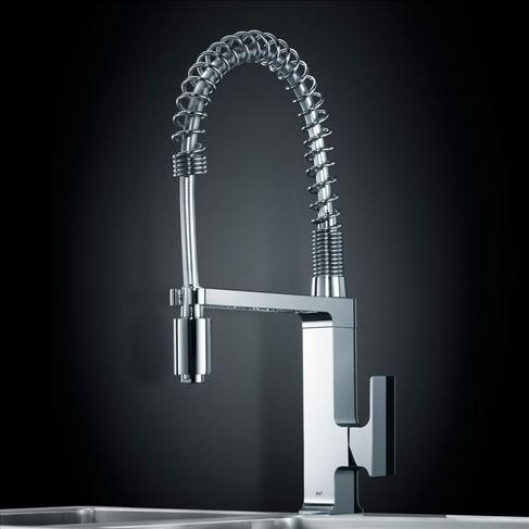 $569 BRAND NEW Dorf Jovian Pull Down Sink Flick Mixer 10 Year Warranty