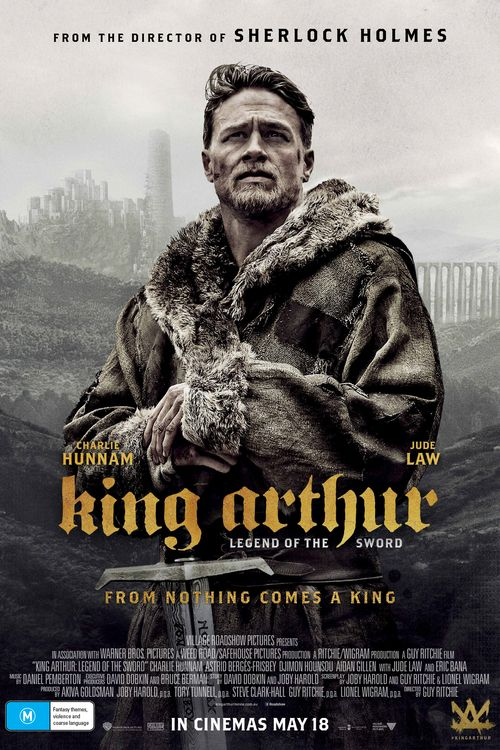 Watch King Arthur: Legend of the Sword (2017) Full Movie HD Free Download