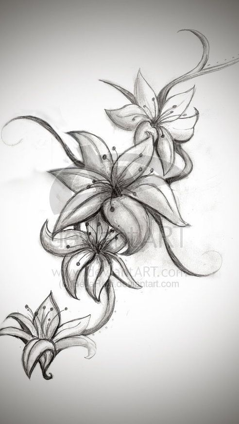 I want this with my sibling birthstone colors for each flower
