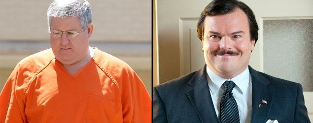 The real Bernie Tiede in prison, and Jack Black in the 2011 movie (AP Photo/LM Otero, Everett Collection) This is SO uncanny... Jack Black looks just like a good friend of mine, Paul N. Smith!