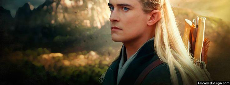 Legolas the Hobbit Facebook Covers | FBcoverdesign.com