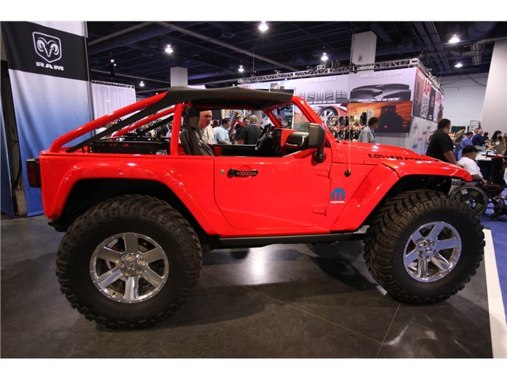 Mopar Jeep Forty Concept 8-sooo, my dream car is NOT a Mercedes????