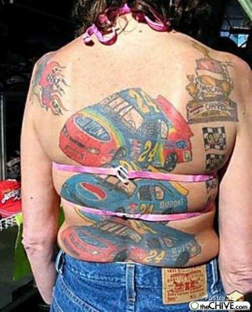 Tattoo Fail #haha