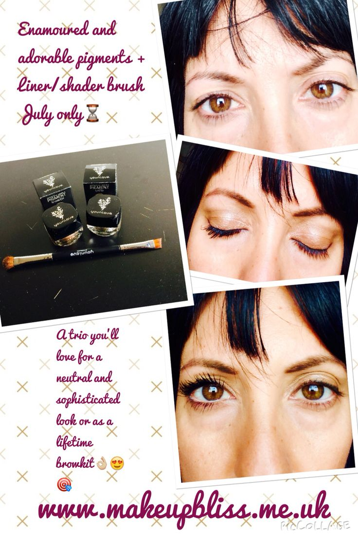 Younique July Customer Kudos are phenomenal and so versatile! Perfect for a neutral classy everyday look and a lifetime brow-kit for well defined brows. Available only until end of July at £25 only A no brainerwww.makeupbliss.me.uk #Younique #CustomerKudos #mineral #pigments #Liner #shades #brush #makeup #makeuptalk #makeupsteal #makeupaddict #makeupjunkie #makeupartist