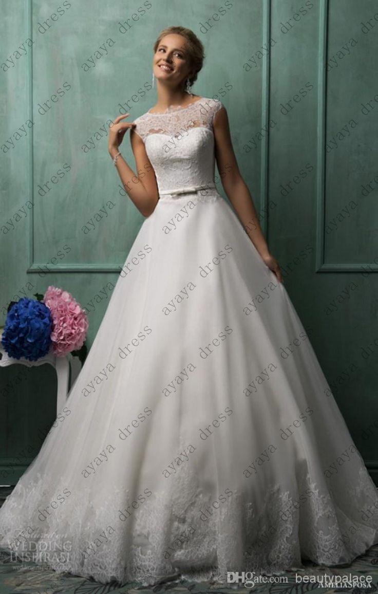 >> Click to Buy << wejanedress Exquisite slim cheap china lace wedding dresses strapless 2-20W vestido de novia sirena white camo wedding dresses #Affiliate
