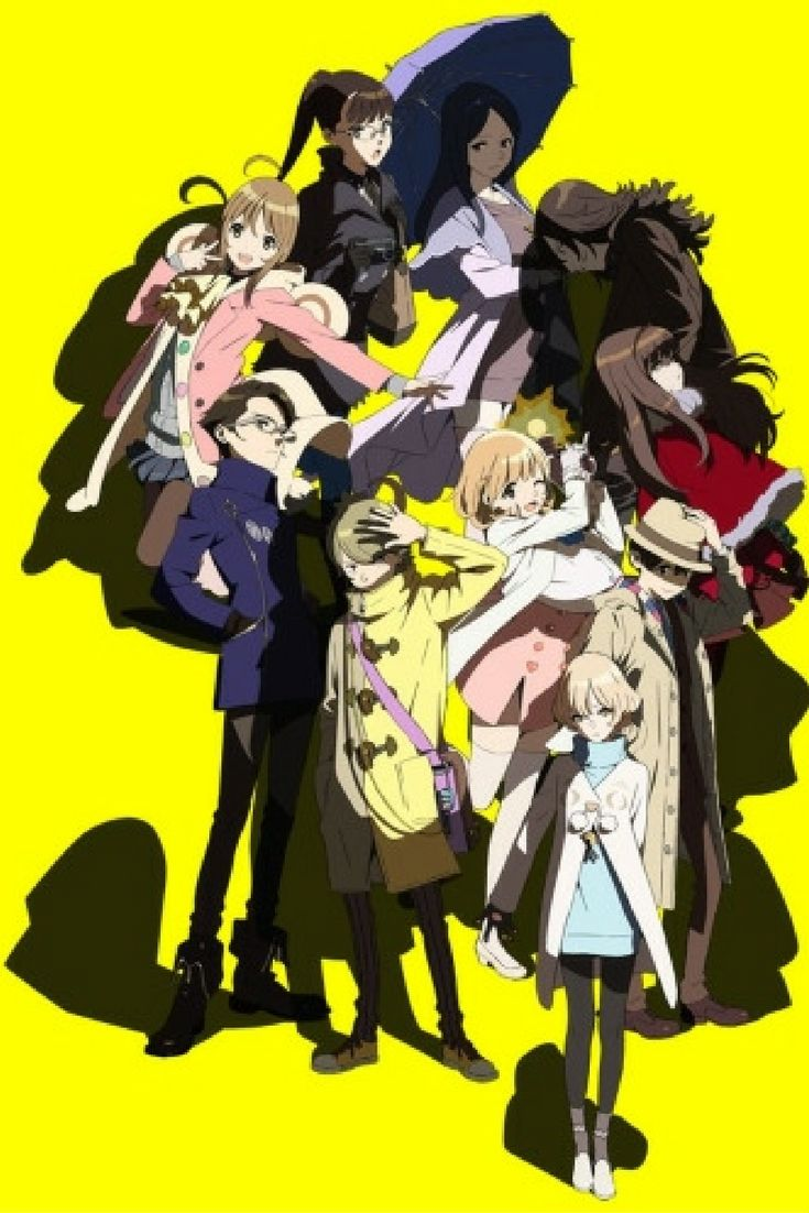 Occultic9, Occultic Nine, Occultic;Nine, -オカルティック・ナイン-Fall anime 2016, new anime 2016, upcoming anime 2016.