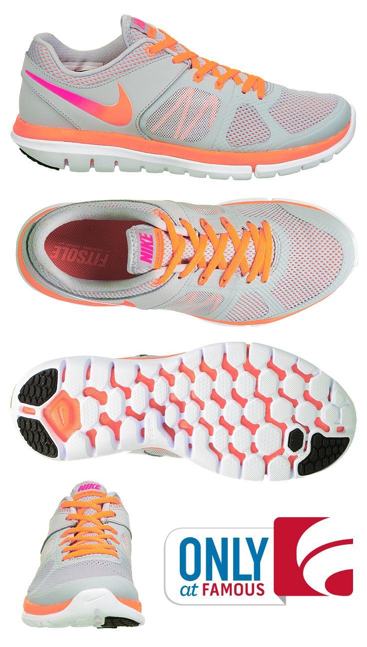Nike ombre swoosh!