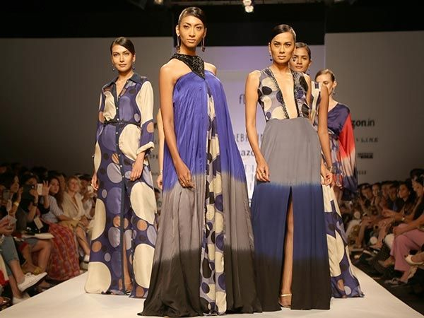 The wonderful collection of Debarun at ‪#‎AIFWSS16‬ ! Take a look.