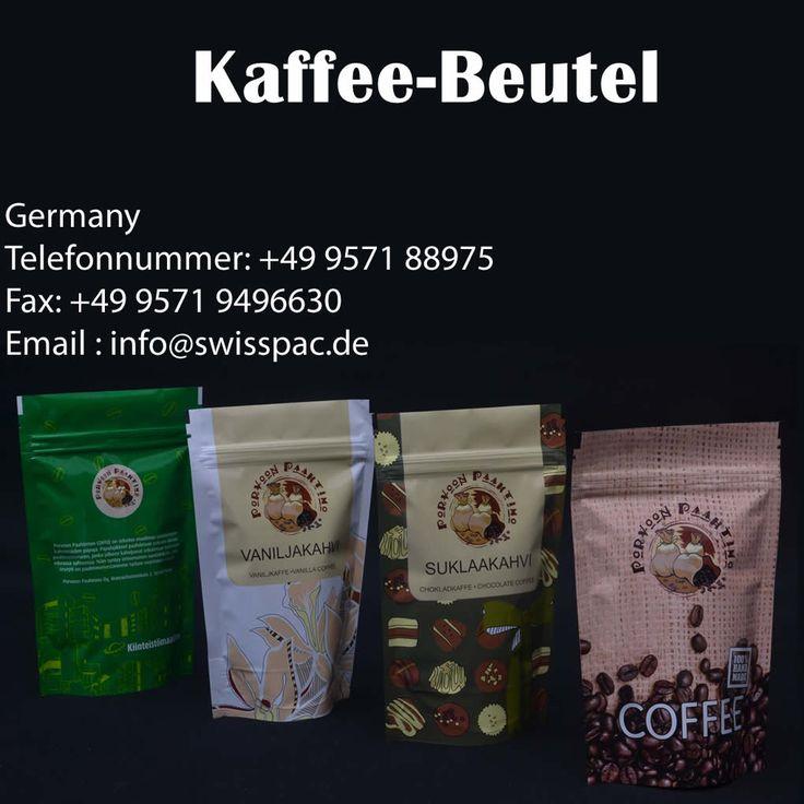 Swisspac #Deutschland #Kaffee #Verpackung #KaffeeBeutel - http://www.swisspac.de/kaffee-verpackung/