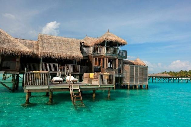 ULTIMATE GILI LANKANFUSHI RESORT IN MALDIVES