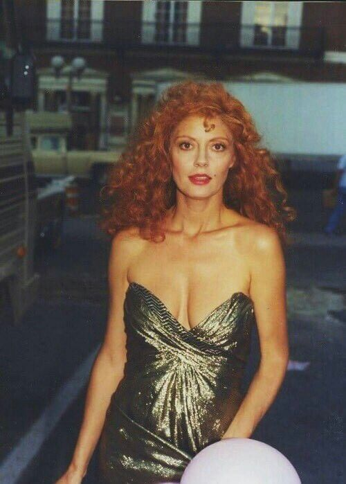 Susan in The Witches of Eastwick