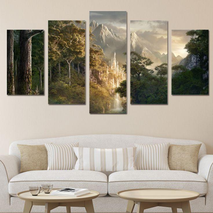 Die besten 25+ Kunst fürs wohnzimmer Ideen auf Pinterest ...