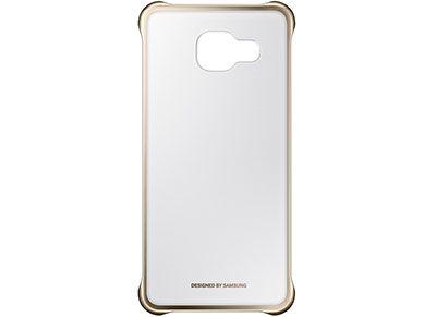 Θήκη Samsung Galaxy A3 2016 - Samsung Clear Cover - Χρυσό