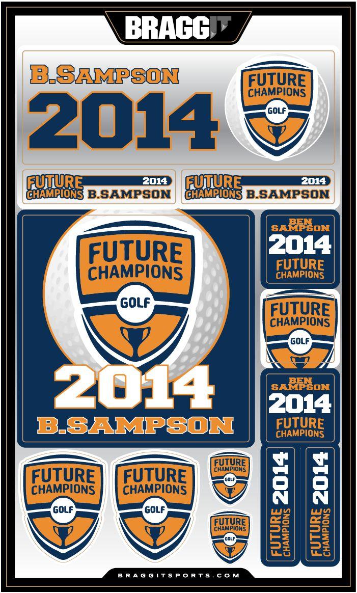 Future Champions Golf Youth sports, Sport team logos