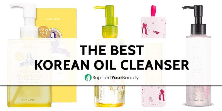 The Best Korean Oil Cleanser – 2019 Reviews & Top Picks