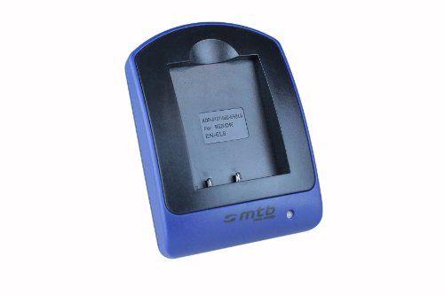 Ladeschale (Micro-USB) für Nikon EN-EL8 / Coolpix P1, P2, S1, S2, S7, S7C, S8, S9, S50c, S51... - http://kameras-kaufen.de/mtb-more-energy/nur-ladeschale-ohne-kabel-adapter-ladegeraet-usb