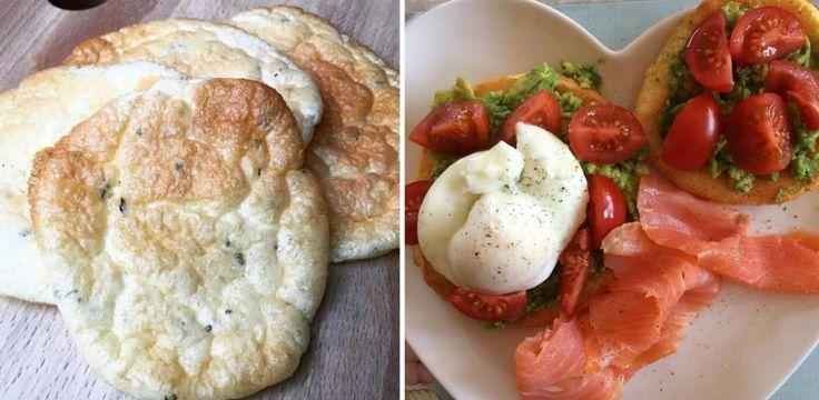 Brot und Low carb schließen sich ab heute nicht mehr aus!