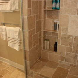 Shower Niche Design Ideas  Pictures Remodel and Decor page 16 19 best shower niches images on Pinterest Bathroom niche