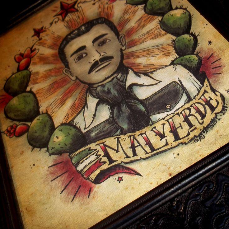 64 best images about malverde on pinterest santa muerte for Tattoo shops in stl