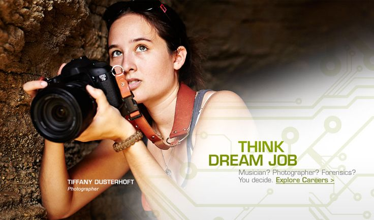 This site helps high school students for careers in  the future.