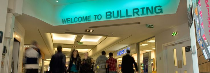 Bullring Shopping Centre-Find out how LED shop lighting helped to enhance shopper experience at the bullring shopping center