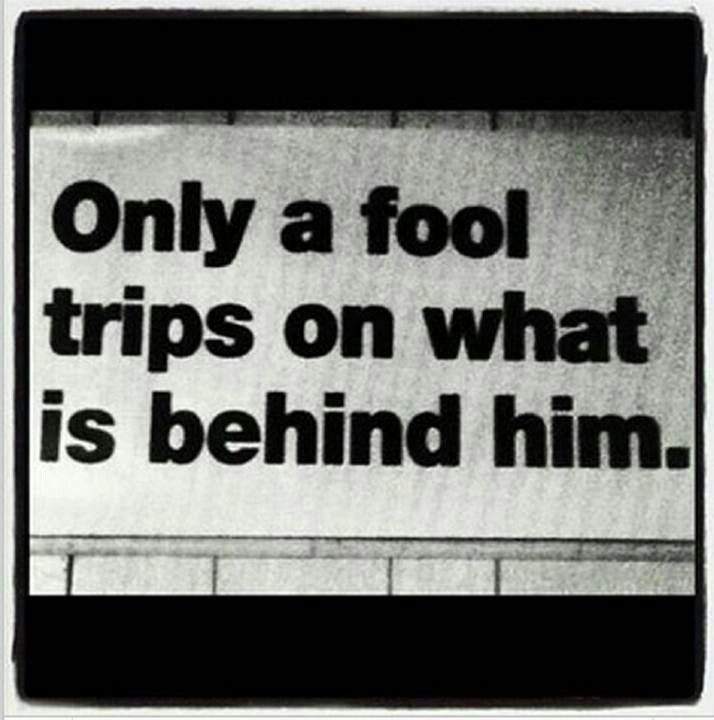 Only A Fool~~