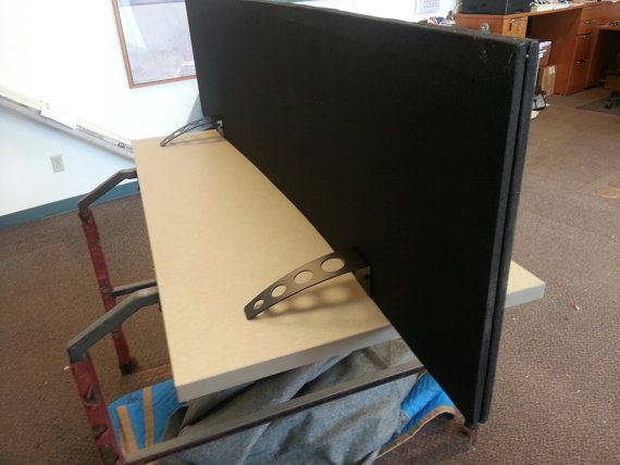 Freestanding Desk Divider for SoundProofing & Sound Deadening