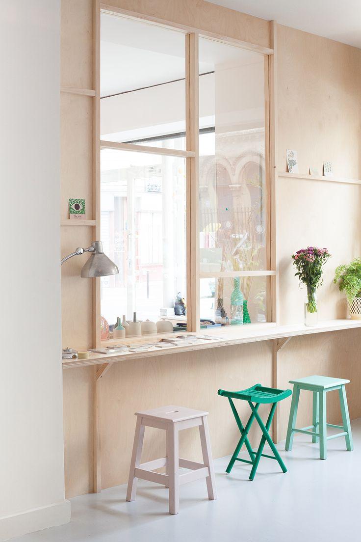 boutique Klin d'Oeil | Un projet incroyable. #design #projetdeluxe #décoration http://magasinsdeco.fr/delightfull-dans-projet-luxe/