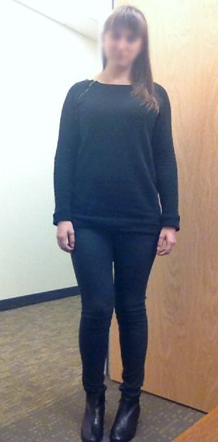 acarnamedscully is wearing: Lou and Grey, Uniqlo leggings pants, Sam Edelman Petty.