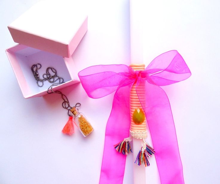 for women - with handmade necklace