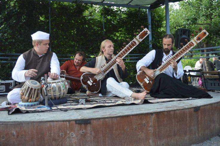 Europeisk och indisk klassisk musik möts i Vinterviken