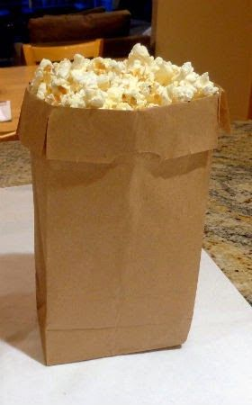 One Perfect Bite: Brown Bag Popcorn and the Academy Awards