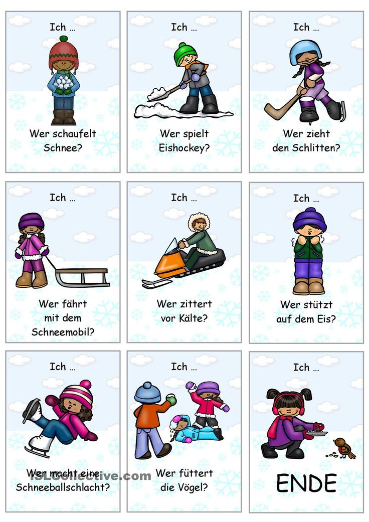 Lesespiel_Winteraktivitäten 2