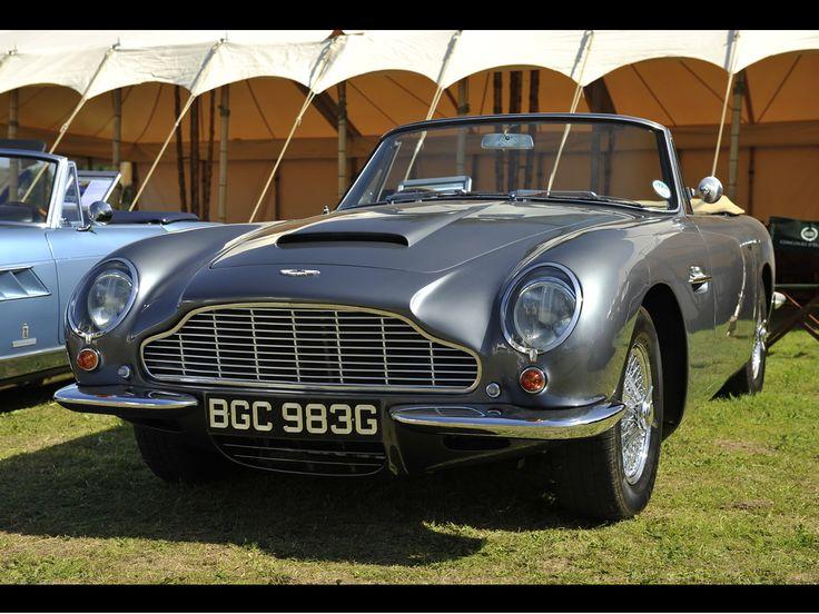 Alquiler Aston Martin en Exclusive Balearic Cars