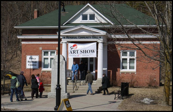 Warkworth Art Show (Juried Art & Photography Show)
