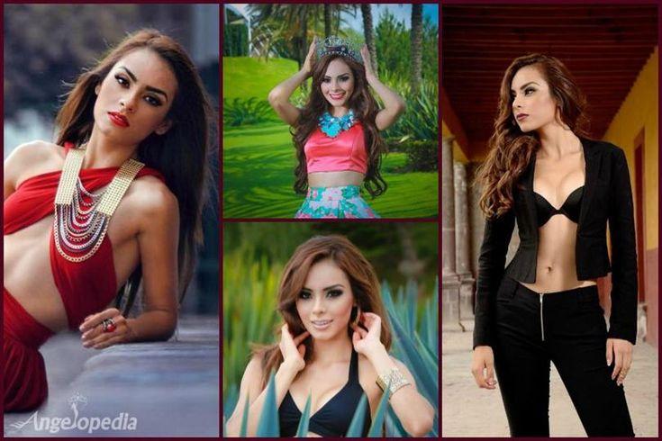 Meet Magdalena Chiprés Herrera Nuestra Belleza Michoacán 2015