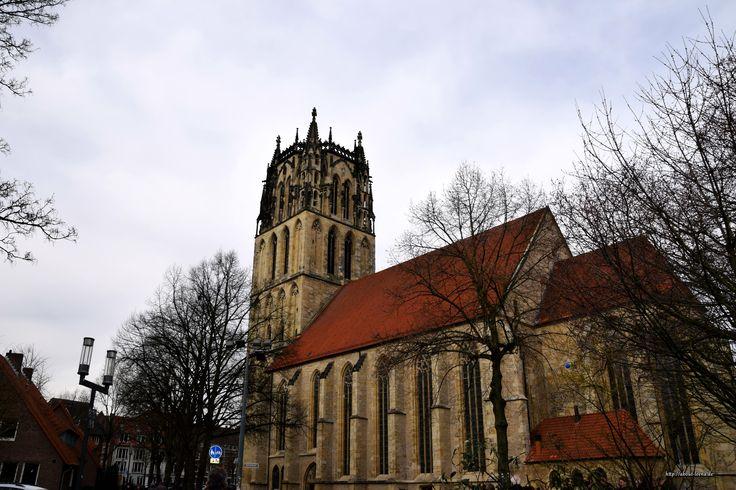 Liebfrauen- oder Überwasserkirche Münster