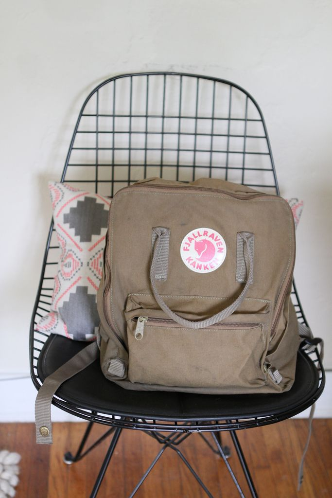 love fjallraven bags. very durable and stylish.