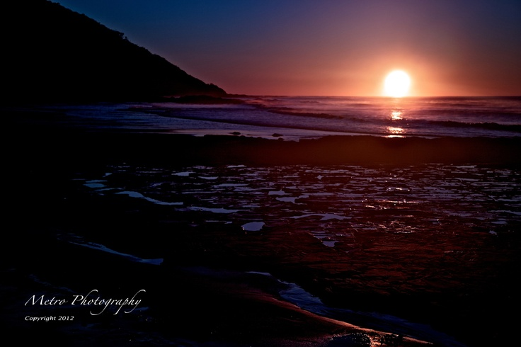 Sunrise - Wye River, Victoria, Australia