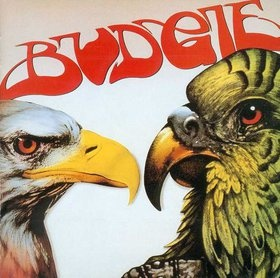 Welsh band BUDGIE from the early 70's