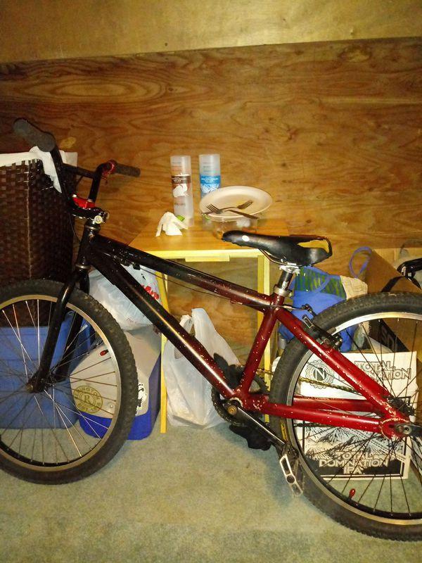 24 Inch Redline Bike For Sale In Springfield Or Bmx Bikes Bmx
