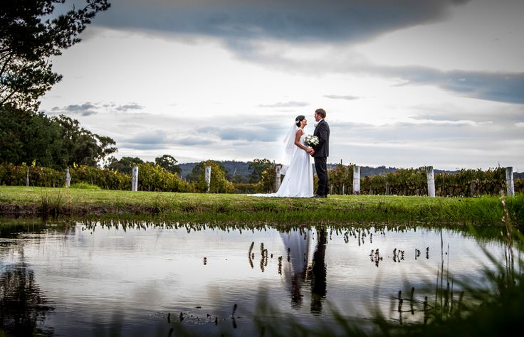 Bride & Groom Wedding photos at Summit Estate Winery  Salt Studios| Toowoomba Wedding and Commercial Photography