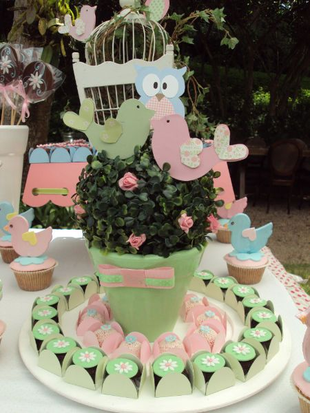 TUDO PRA SUA FESTA: Festa infantil Tema Coruja