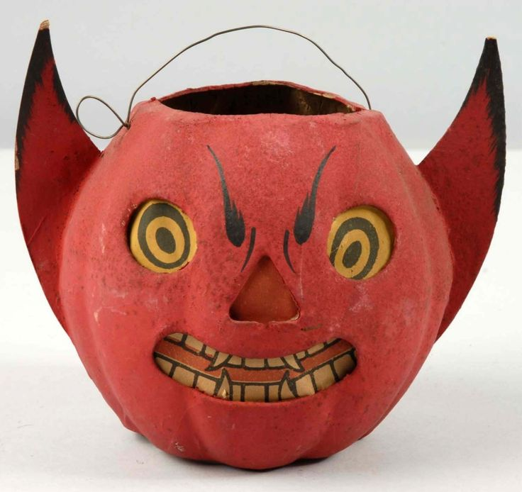 German Fanged Devil Lantern