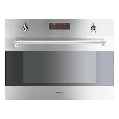 Smeg 24-Inch Built-In Speed Oven with 1000-Watt Microwave Primary Image