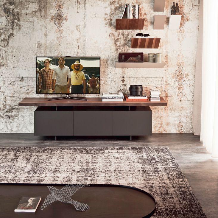 TV UNITS SENECA | Cattelan Italia