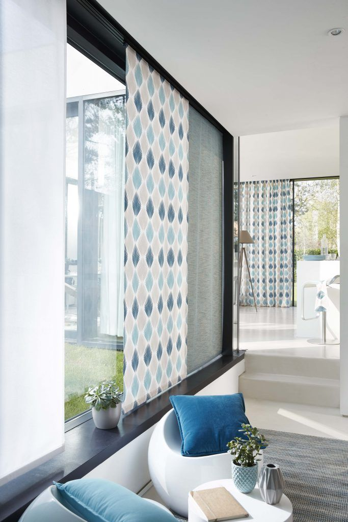 Design Therapy | LE TENDE MODERNE: UN LOOK FRESCO E MINIMALE | http://www.designtherapy.it