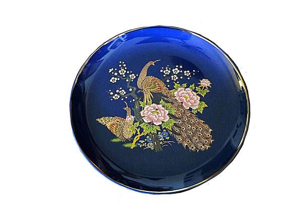 Japanese vintage plate