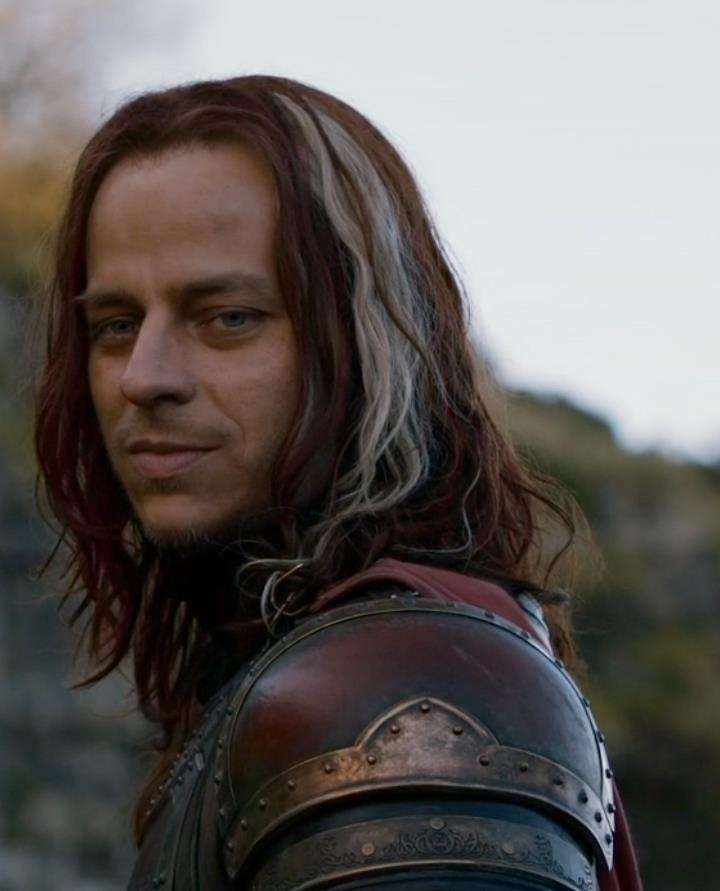 Jaqen H'Ghar from game of thrones- one of my favourite characters. Intriguing and terrifying.