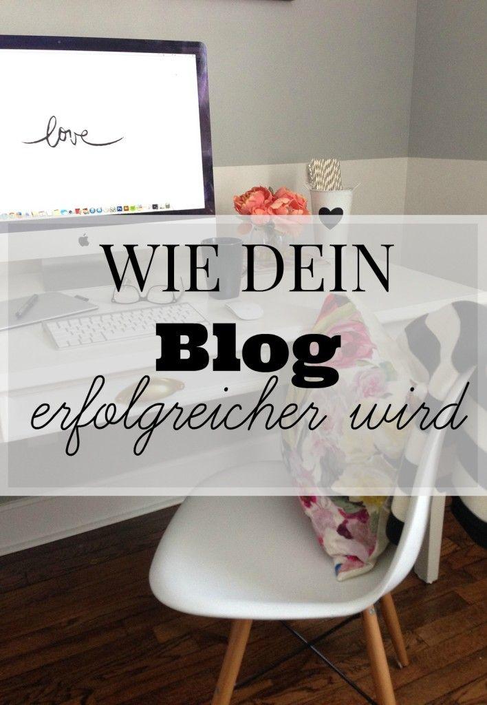 """Tipps von bekannten Bloggern zu den Themen """"Wie kann ich mit dem Bloggen Geld verdienen?"""", """"Wie man Erfolg mit Bloggen hat"""" uvm. rund ums Thema #bloggen."""